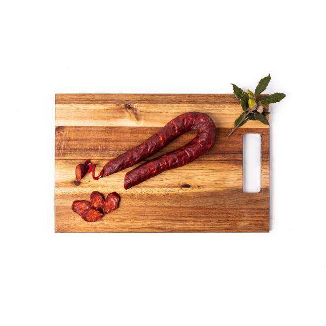 Chorizo curado dulce - Txorizo ondu gozoa