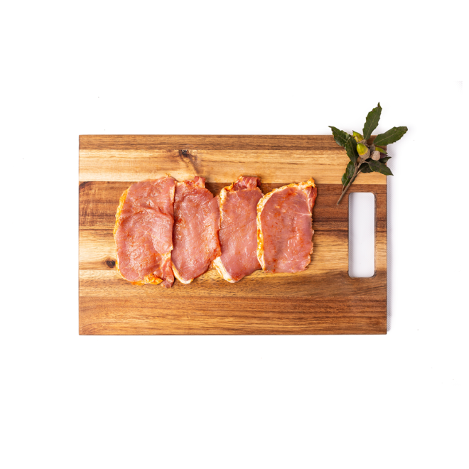 Lomo adobado - Lomo ontzutua, Ezkurtxerri Basque Porks