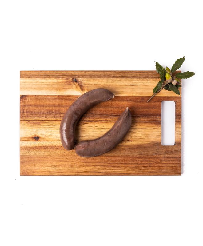 Morcilla de verdura - Odolkia, Ezkurtxerri Basque Porks
