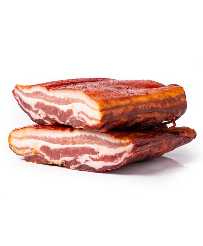Panceta adobada - Hirugihar ontzutua, Ezkurtxerri Basque Porks