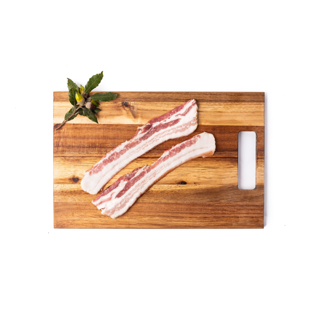 Panceta fresca - Hirugihar freskoa, Ezkurtxerri Basque Porks