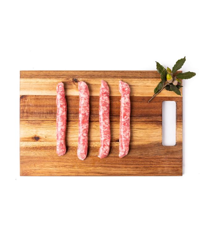 Salchicha de cerdo - Longaniza de cerdo, Ezkurtxerri Basque Porks